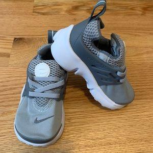 Little boy Nike's